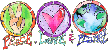 Peace, Love & Planet