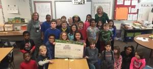Ann Farell's 4th grade Green Team