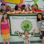 Earn a Mi Green School point