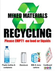 Recycle Sign Example