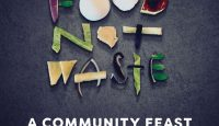 Make Food Not Waste Event Sunday 9/30